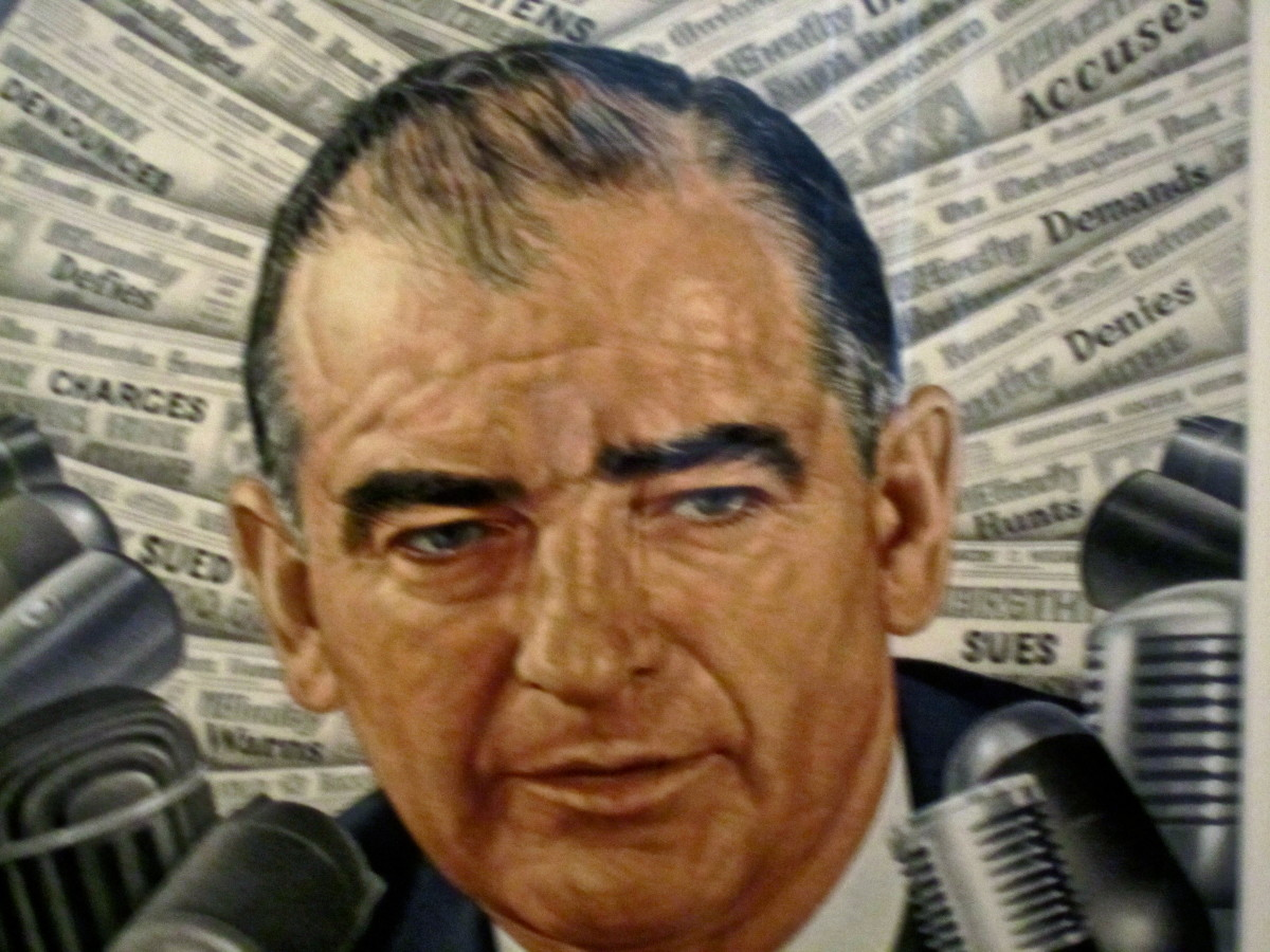 Image result for McCarthyism and State Department