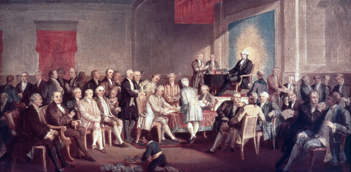 constitution history