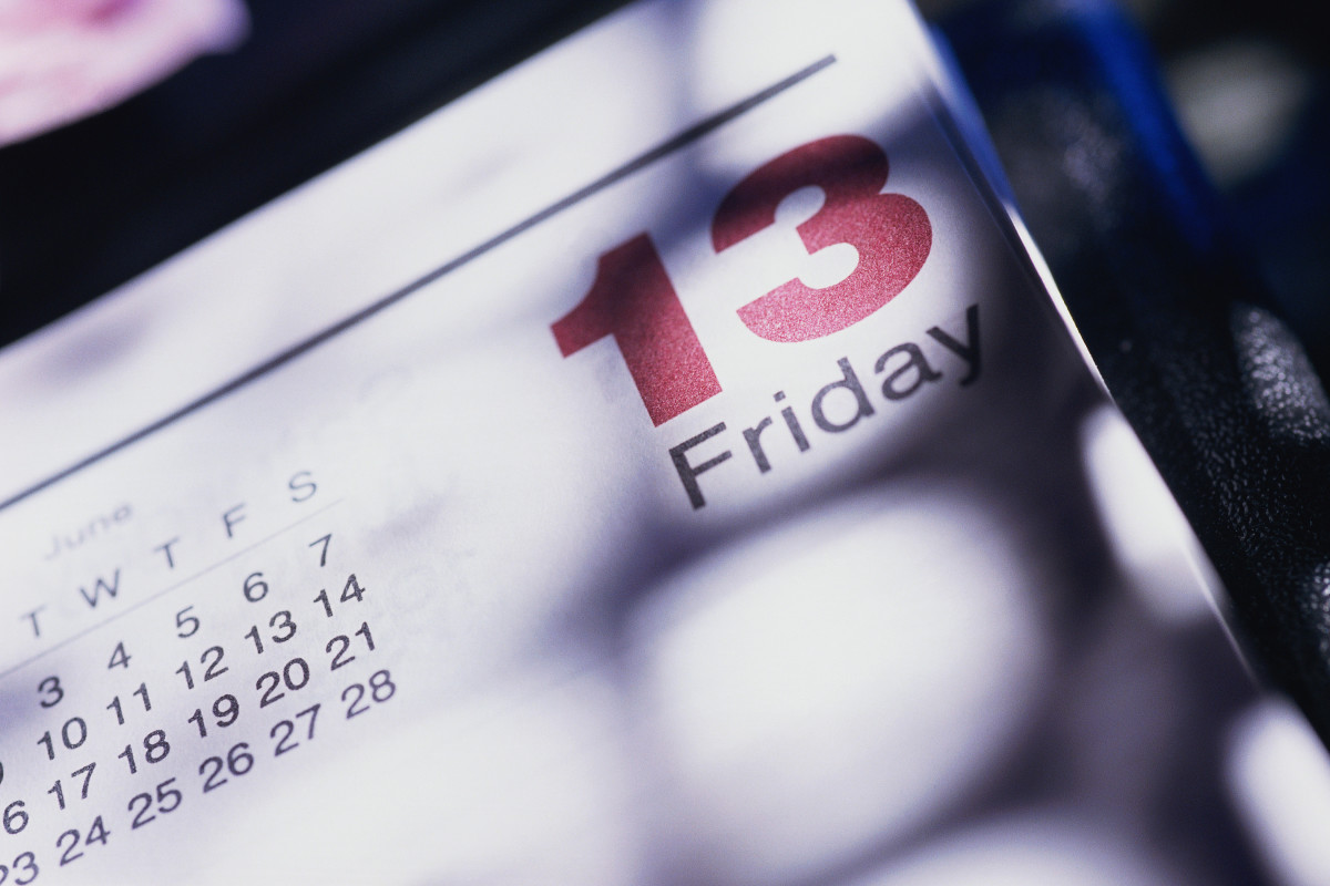 why is friday the 13th superstition