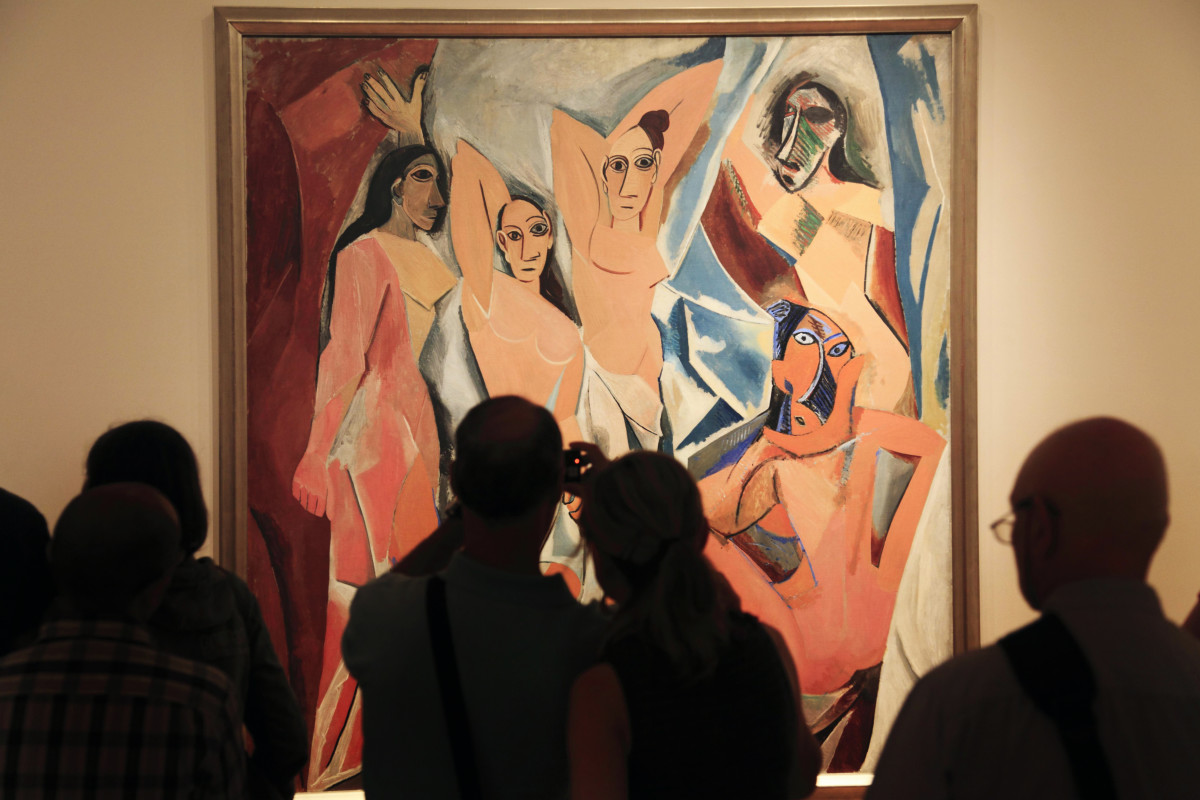 Father Of Modern Art Spain