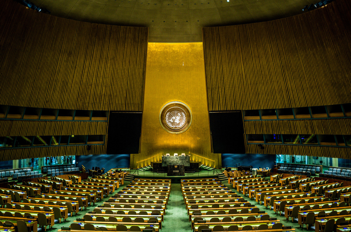 United Nations - HISTORY