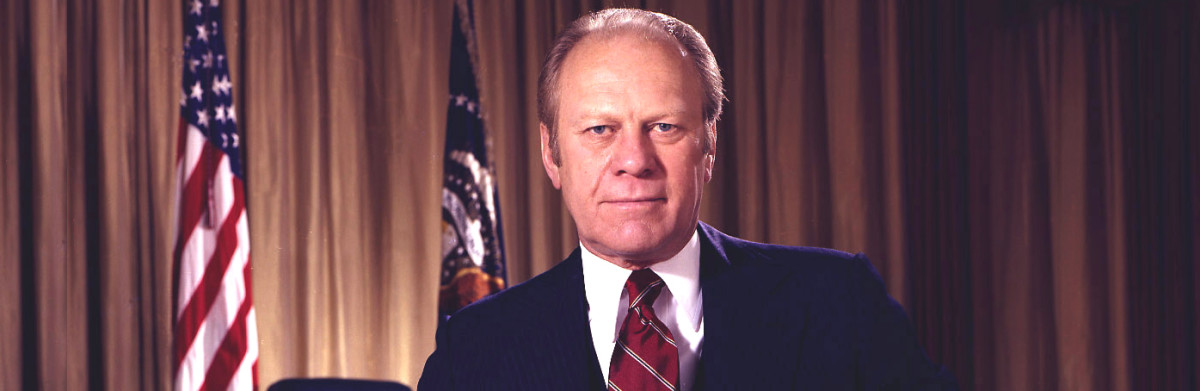 Gerald Ford History