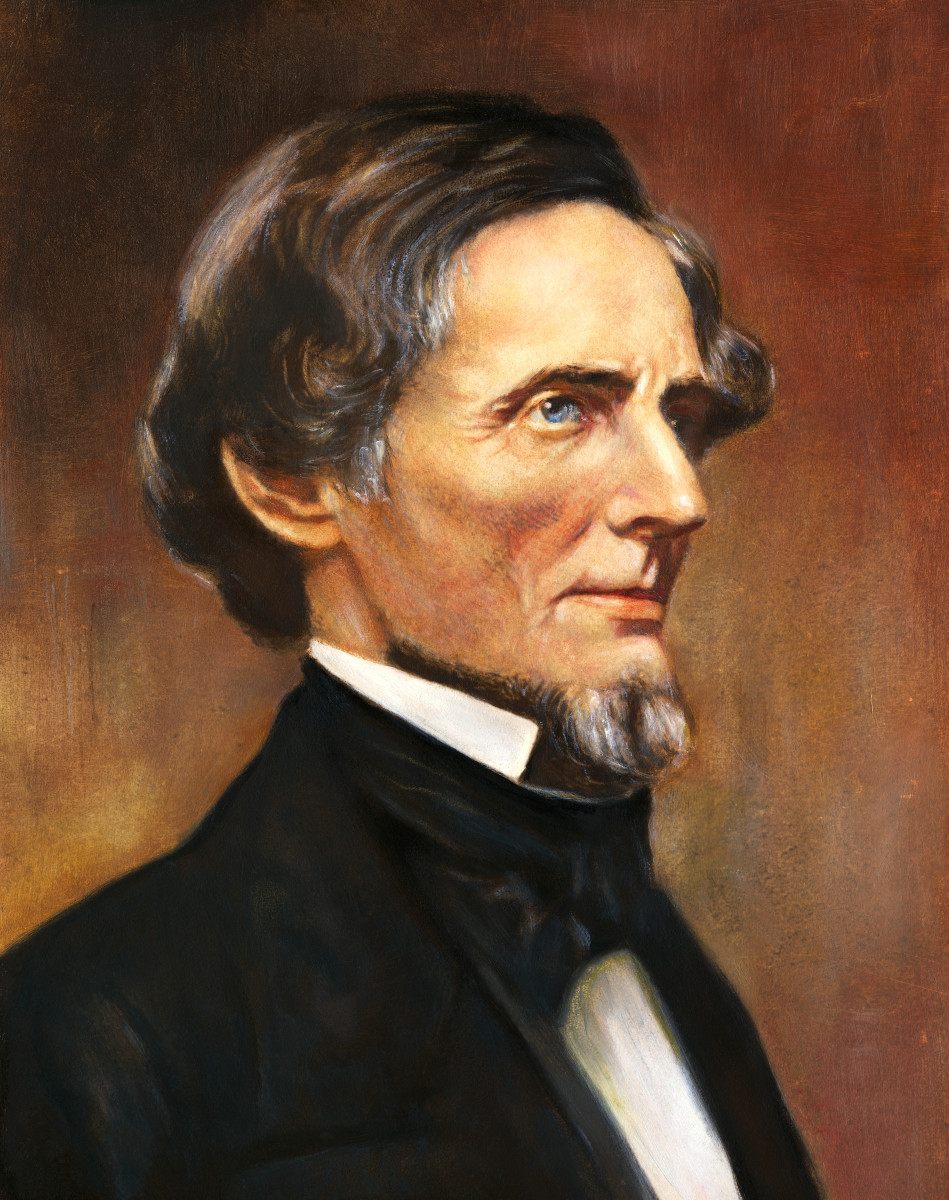 Image result for jefferson davis