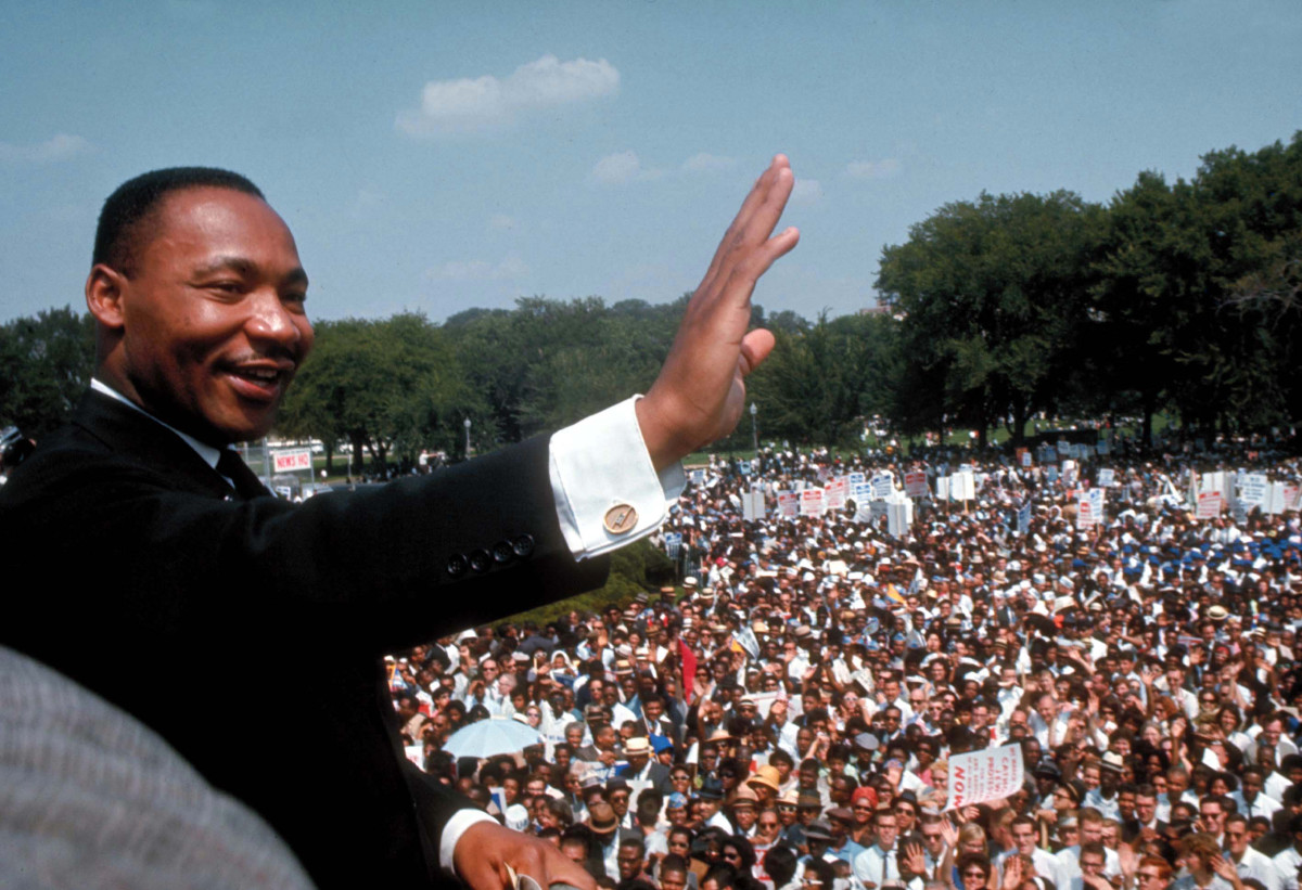 I Have A Dream Speech History