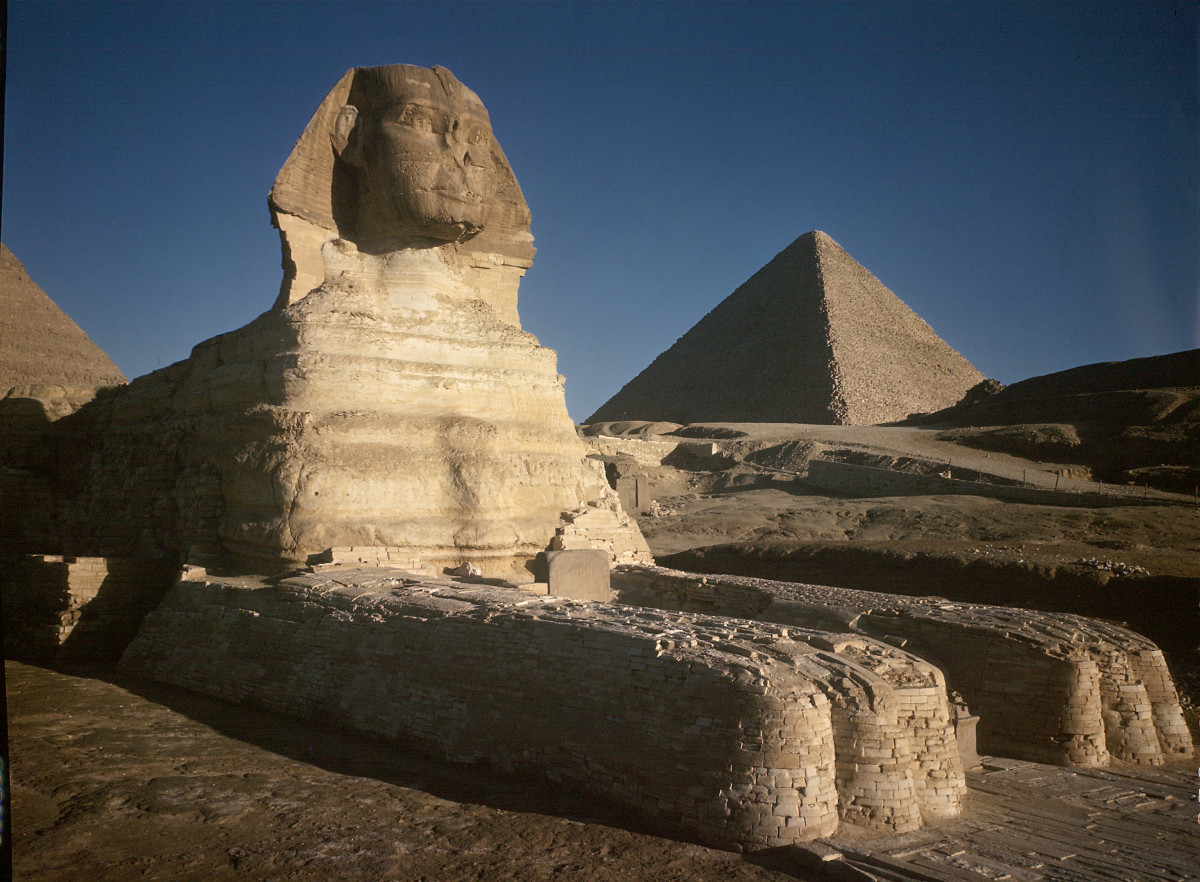 the sphinx history