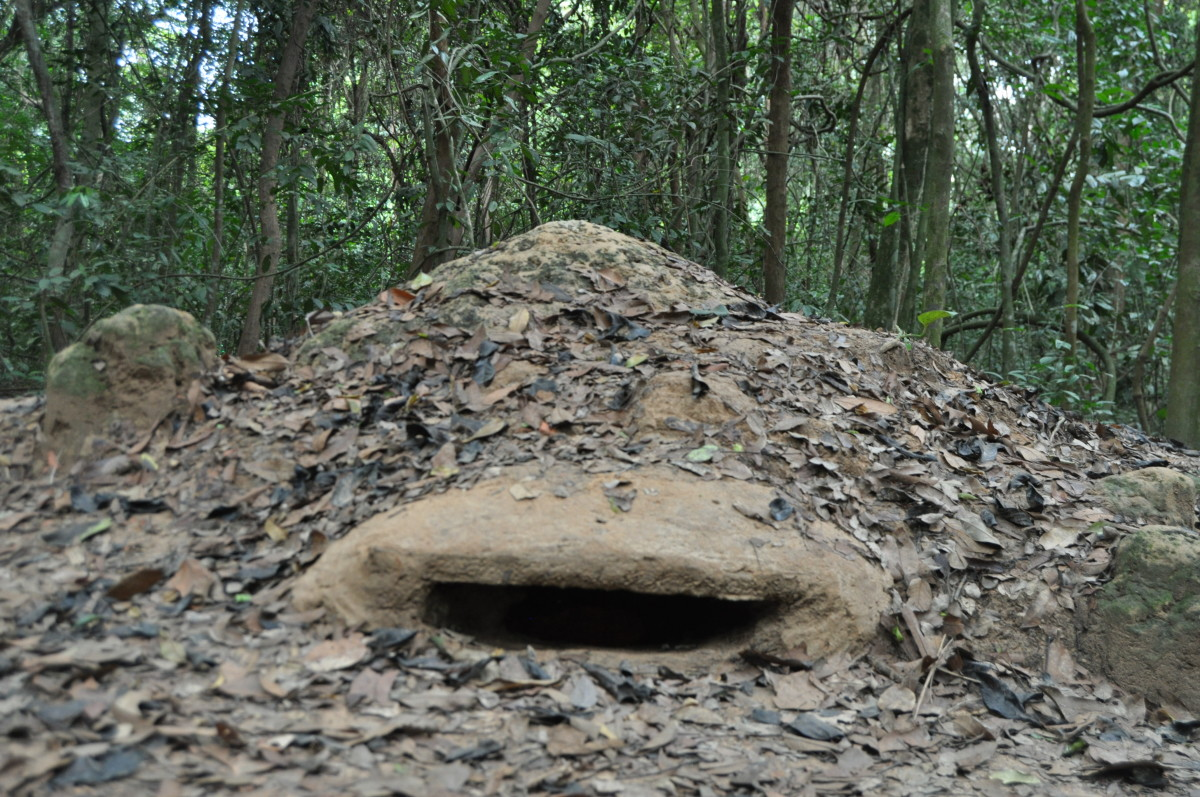 Cu Chi Tunnels - Facts, History & Length - HISTORY