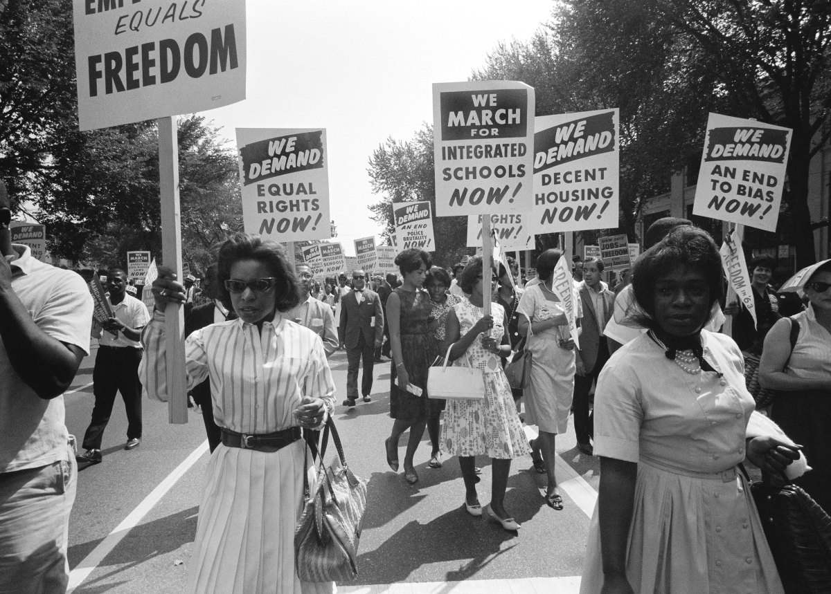 civil rights movement summary