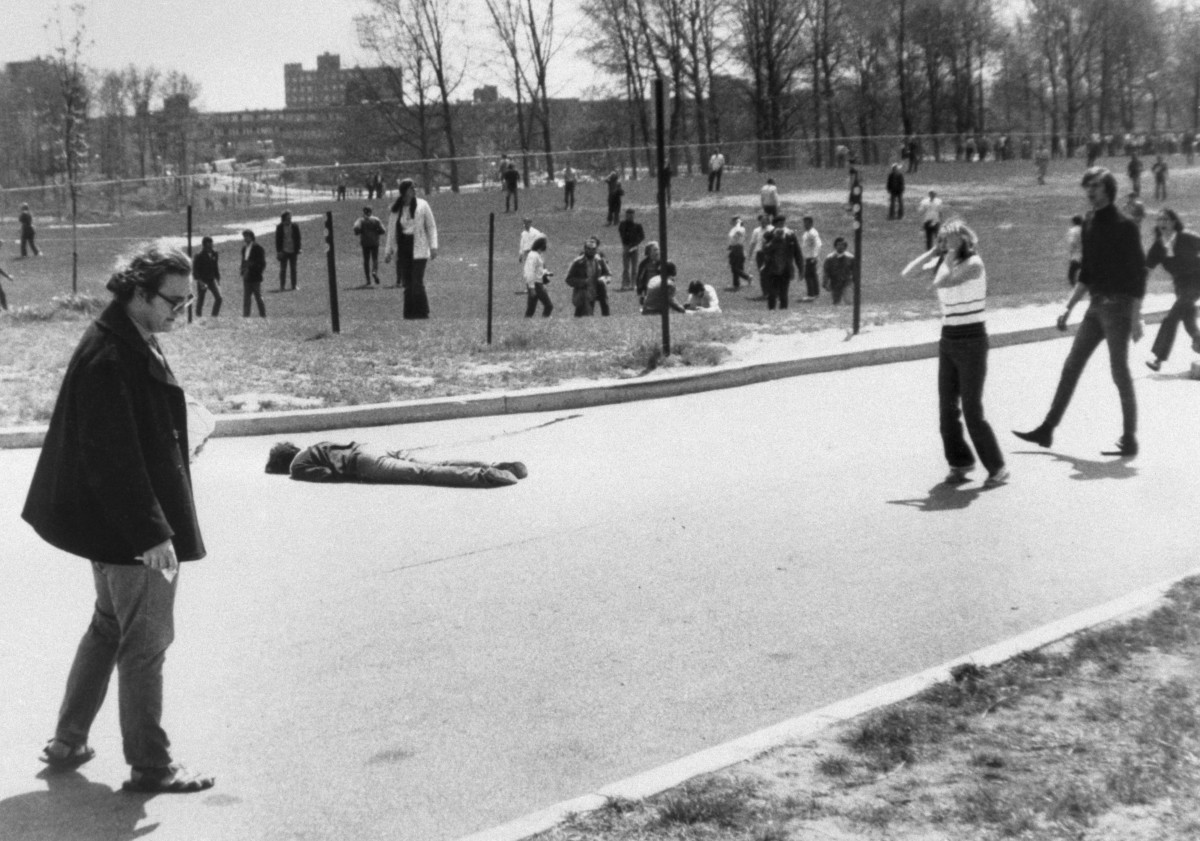 what was the impact of the kent state shootings