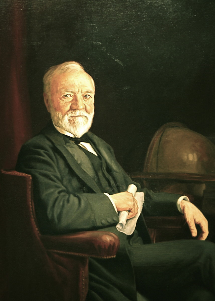 andrew carnegie personality traits