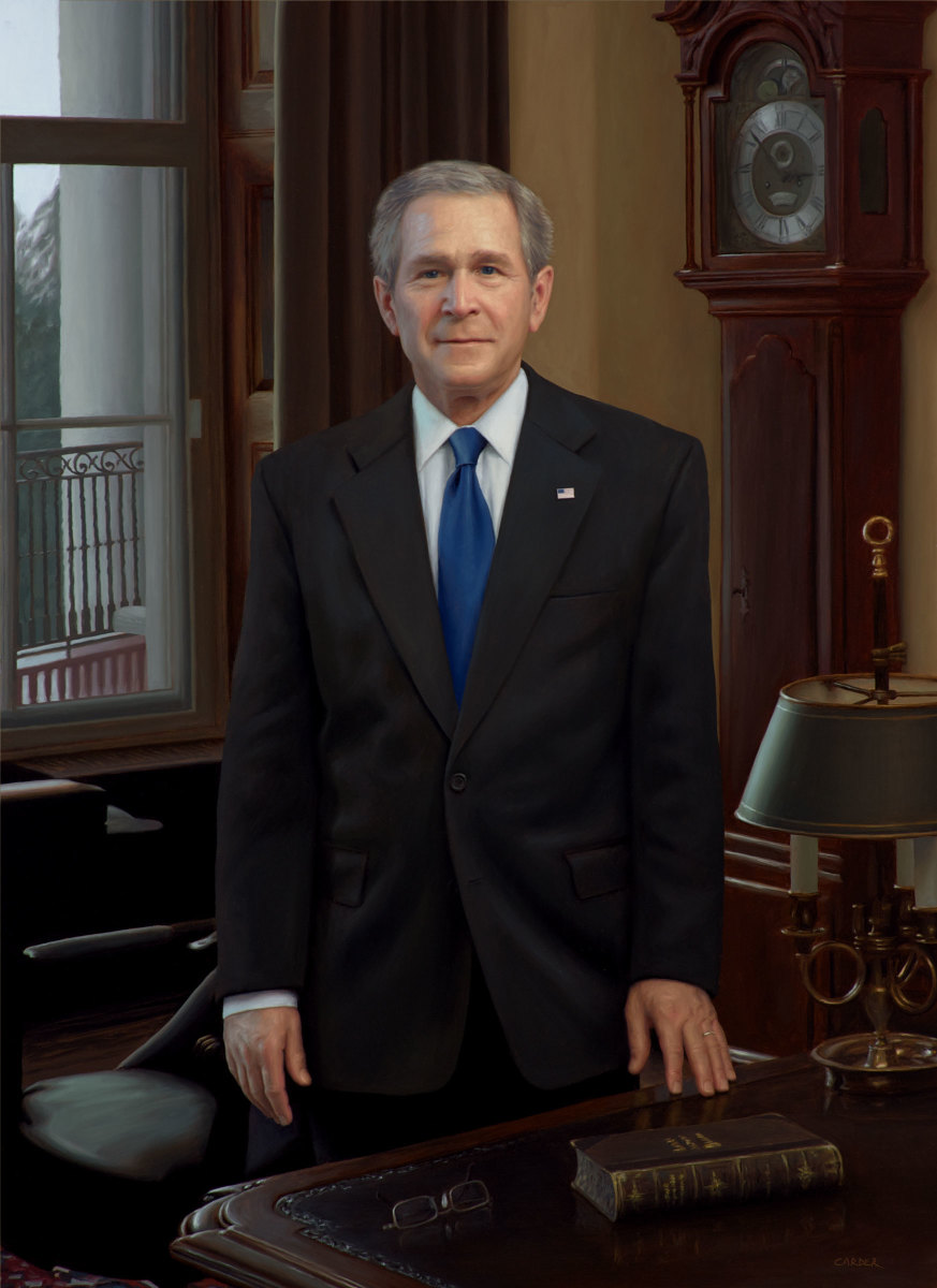 After All These Years Is Bush >> George W Bush Age Presidency Wife History