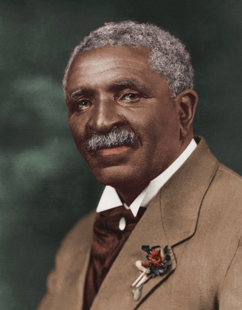 george washington carver history