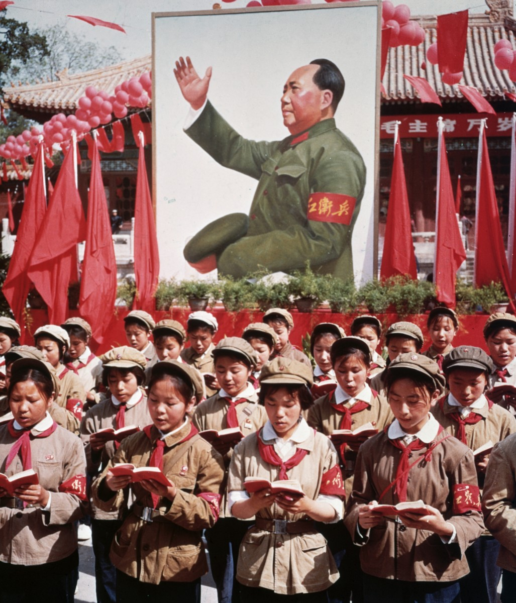 The impact of mao zedong on chinese society