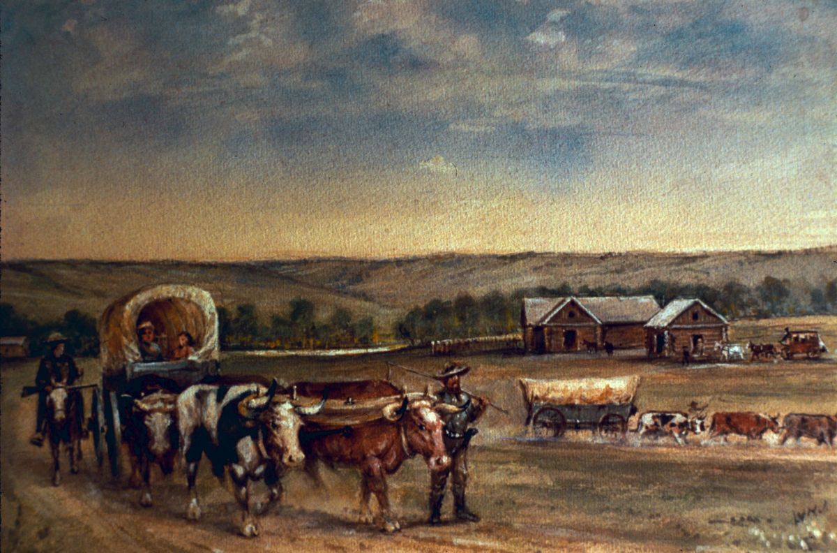 Homestead Act - Definition, Dates & Significance - HISTORY