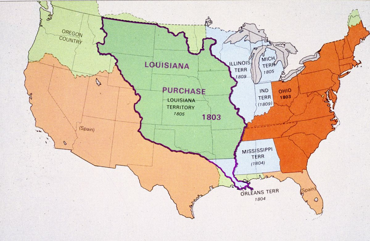 Louisiana Purchase - HISTORY