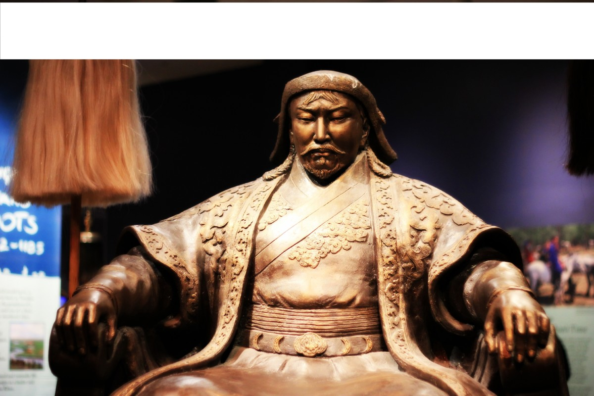 An overview of the great leader genghis khan