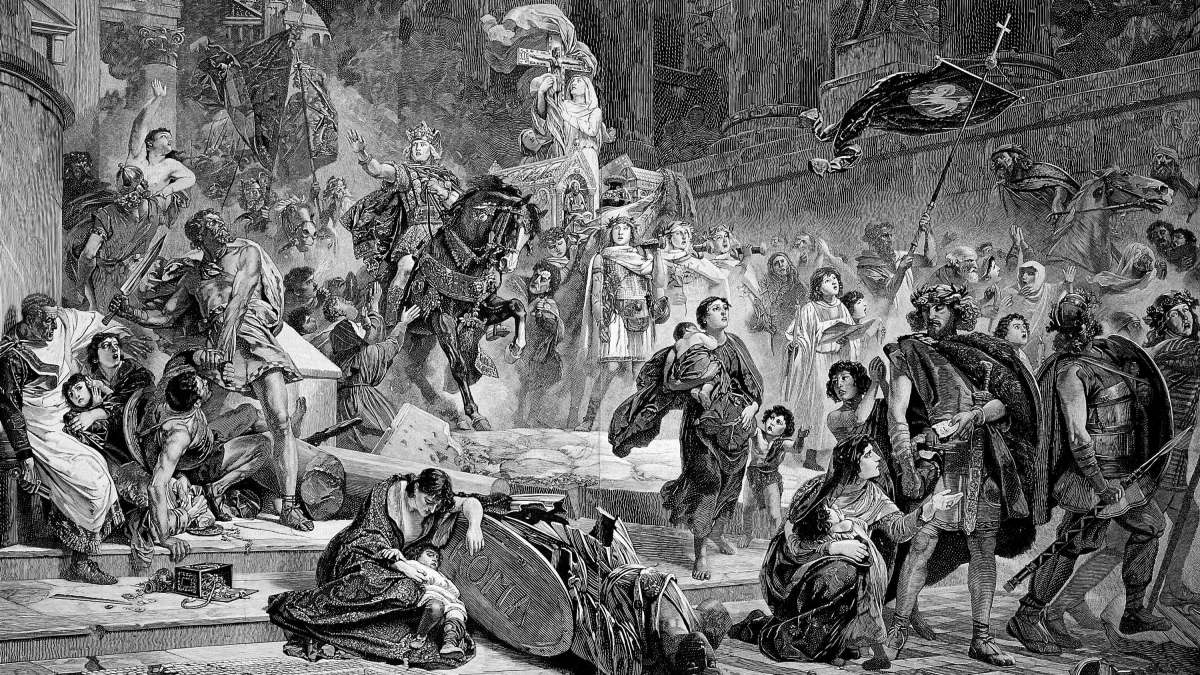 10 terrible tortures of ancient Rome