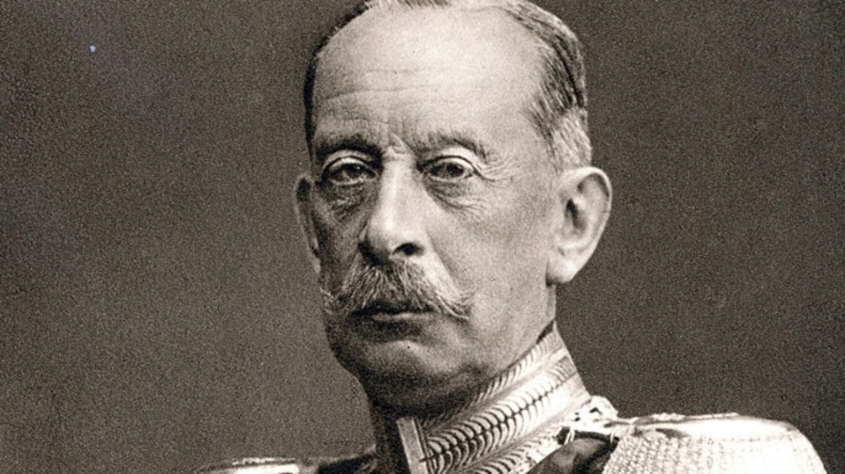German General Alfred Schlieffen, author of the Schlieffen Plan for the defeat of Russian and France. (Credit: Universal History Archive/Getty Images)