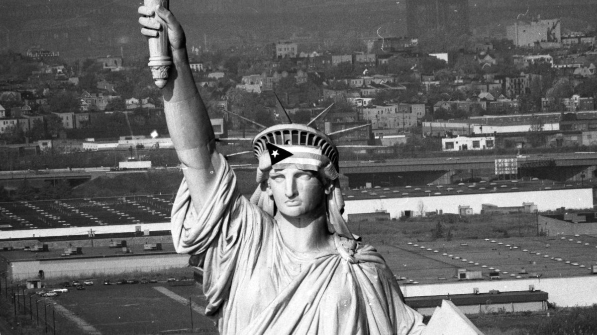 The Statue Of Liberty Has Long Been A Magnet For Protest History