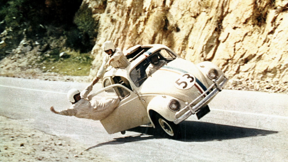 """Herbie"" from The Love Bug."