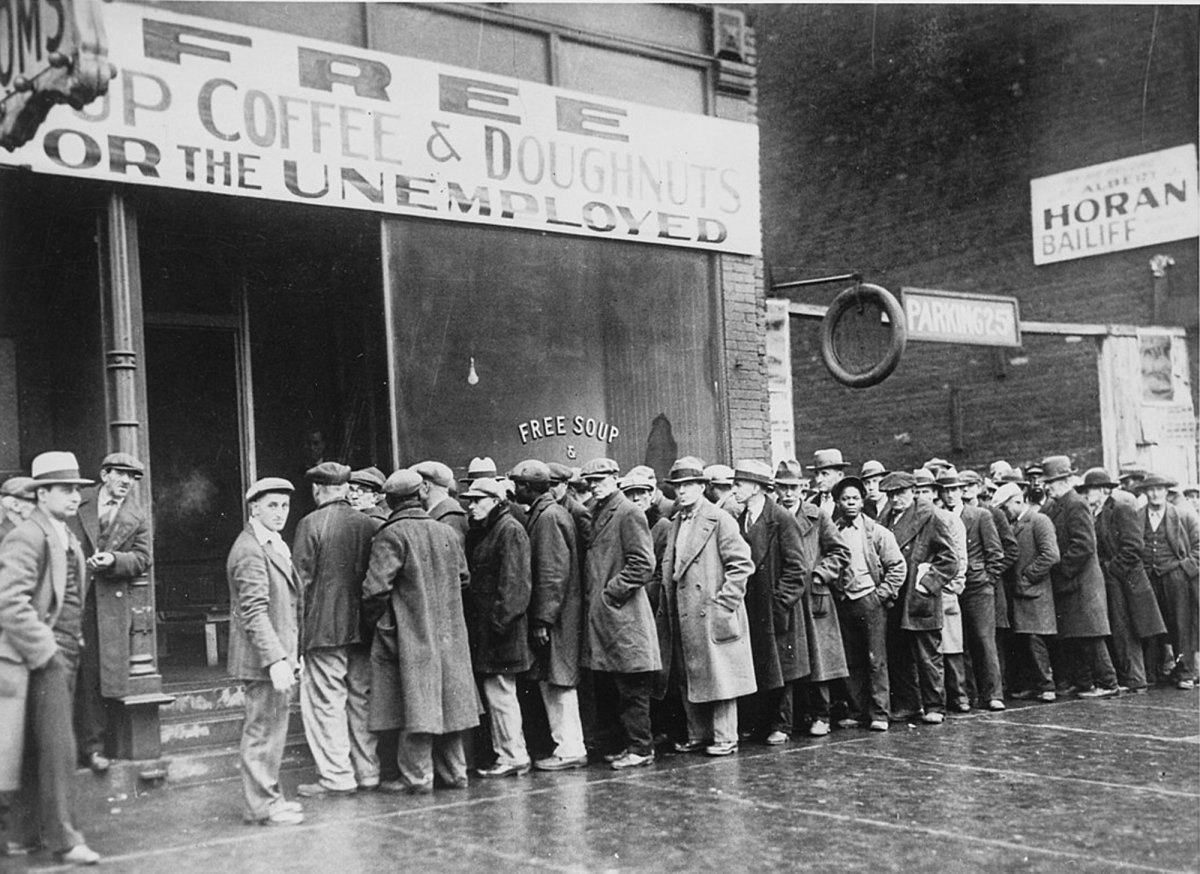 great depression: causes and definition | history. - history
