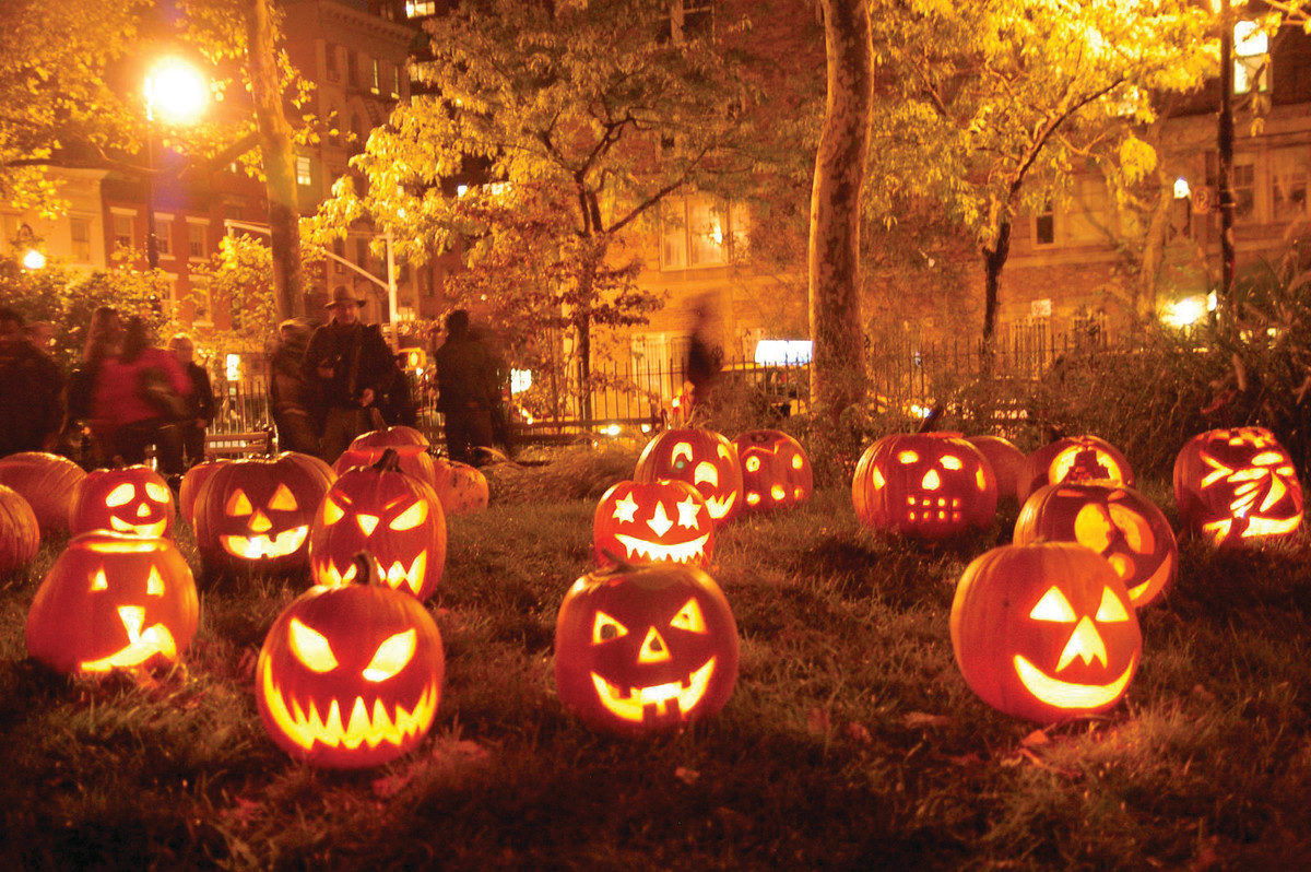 halloween: traditions and costumes | history - history