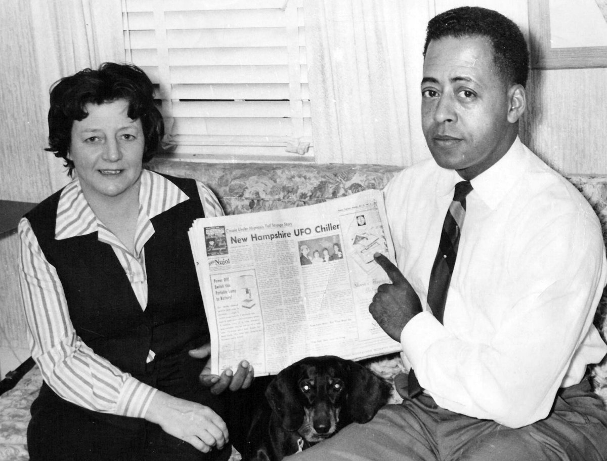 Betty and Barney Hill Alien Abduction