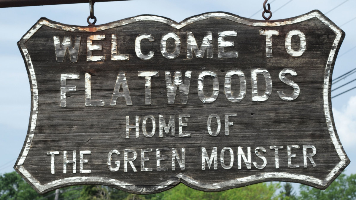 Flatwoods: Home of the Green Monster
