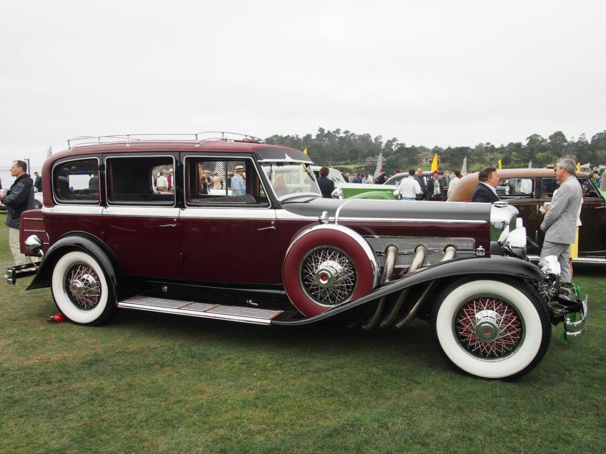 The Cars That Made America History 1941 Plymouth Deluxe 2 Door 1929 Duesenberg Model J