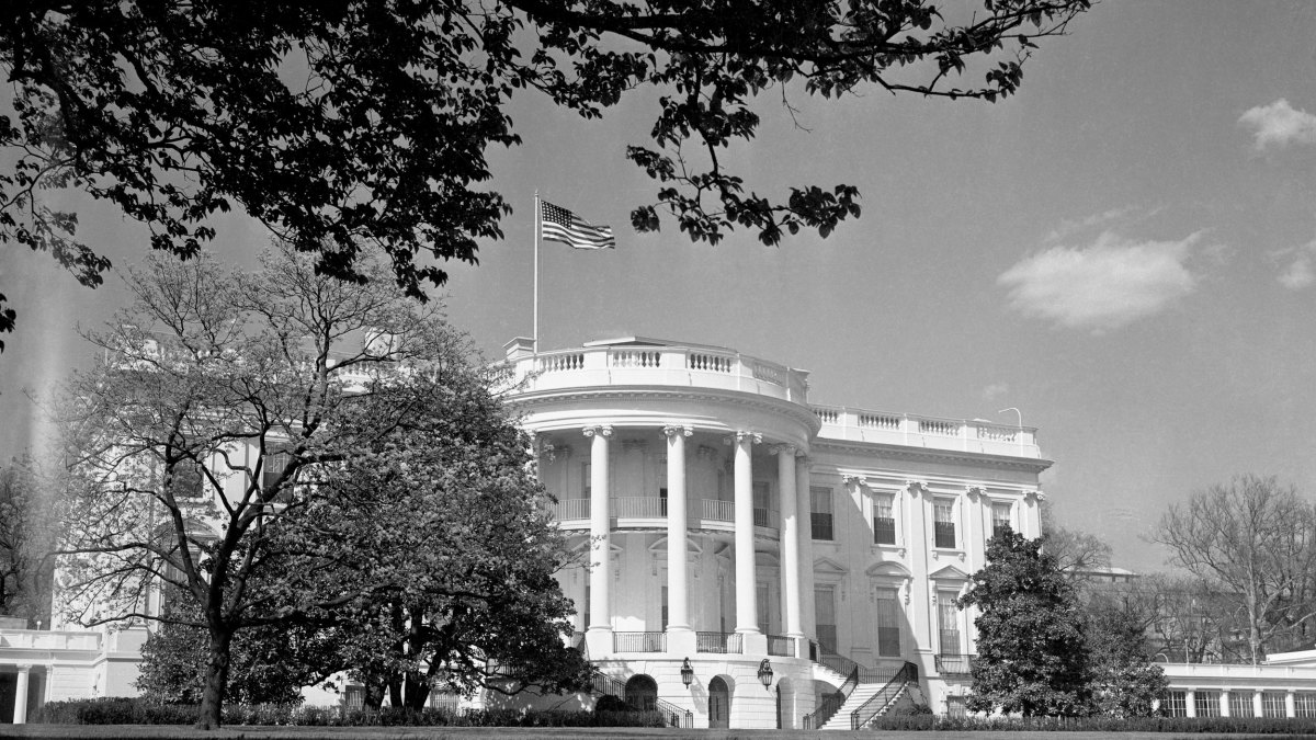 The White House, 1952.