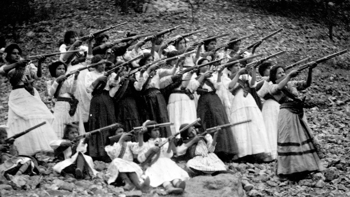 women in the mexican revolution essay Strong thesis: while the revolution presented women unprecedented opportunities to participate in protest movements and manage their family's farms and businesses, it ultimately did not offer lasting political change, excluding women from the right to vote and serve in office.
