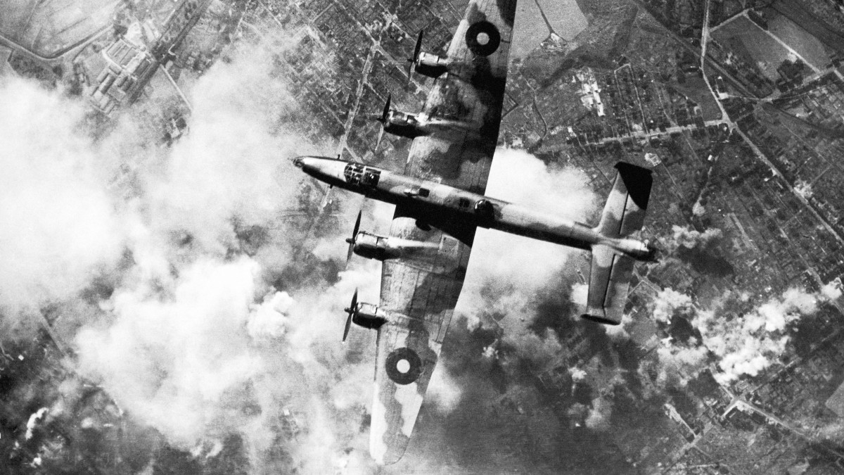 World War II Bombings Were So Powerful They Sent Shockwaves