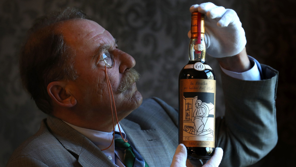 Holy Grail Of Whiskey Sells For Record Amount History