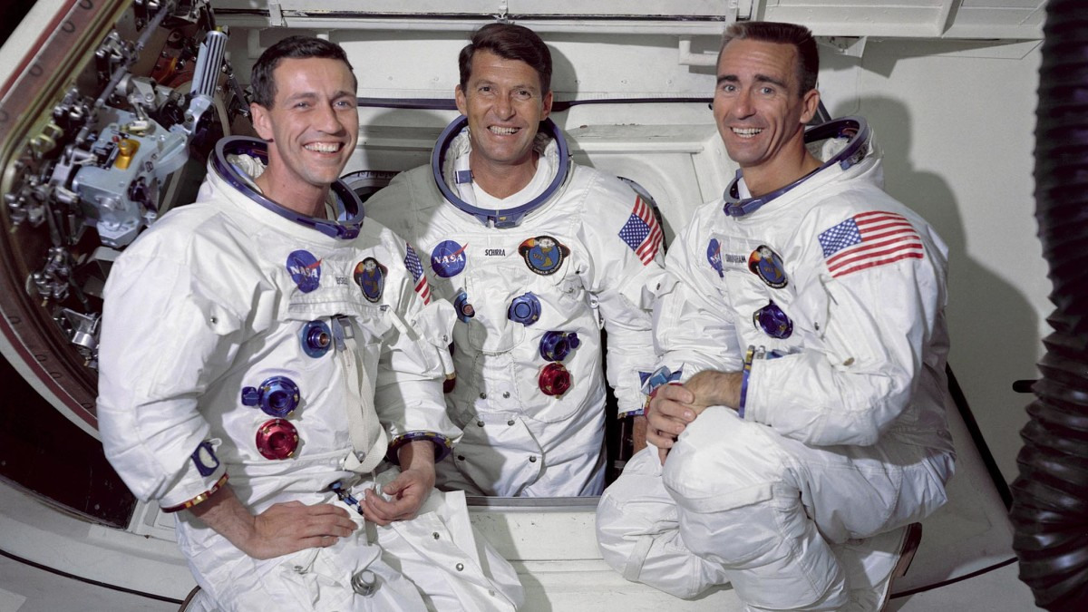 The Apollo Mission That Nearly Ended With a Mutiny in ...