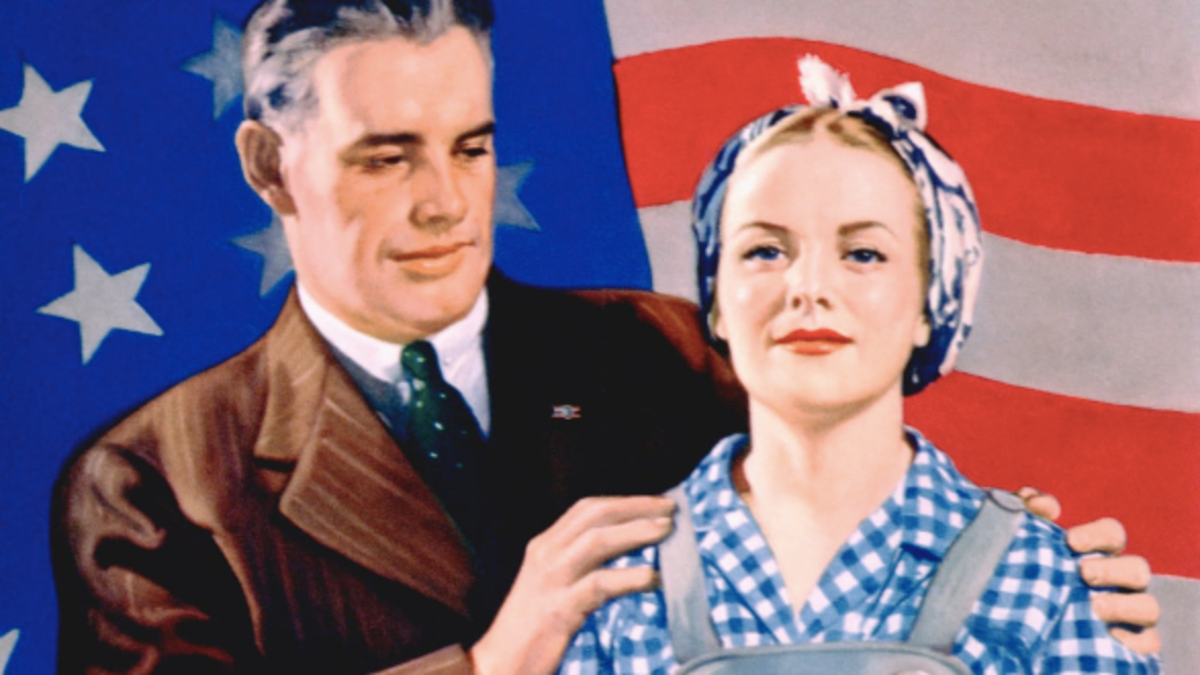These World War II Propaganda Posters Rallied the Home Front