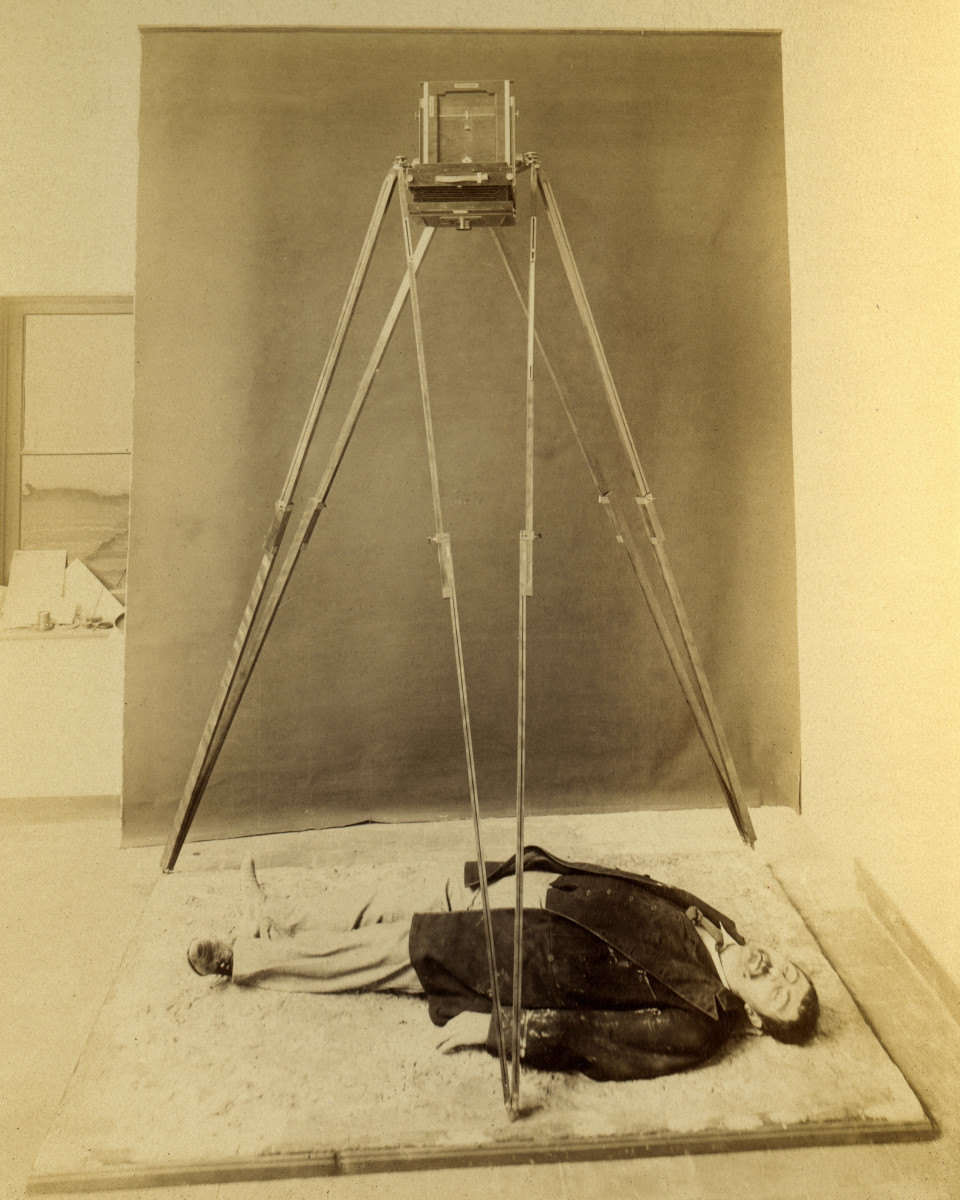 A Look Back at the Crime Scene Photos That Changed How Murder is