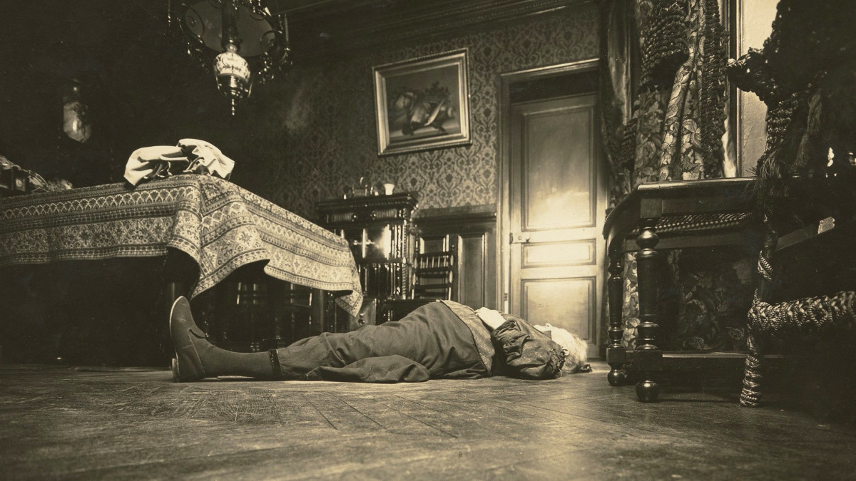 A Look Back at the Crime Scene Photos That Changed How