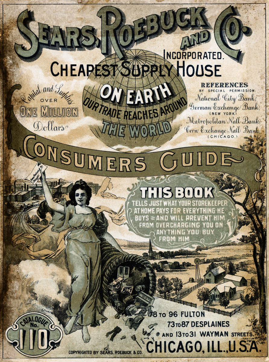 Sears, Roebuck and Co. Consumers Guide