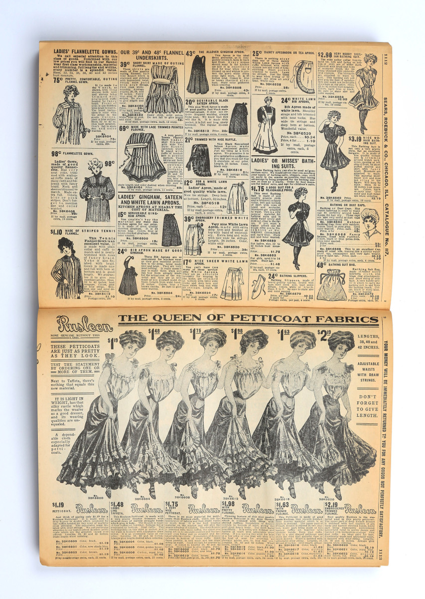 Sears, Roebuck and Co. Catalog