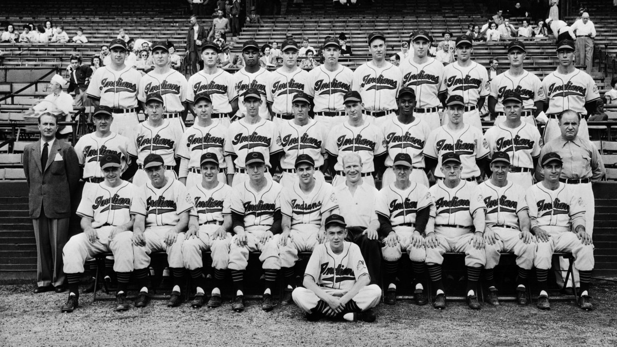 The 1948 Cleveland Indians