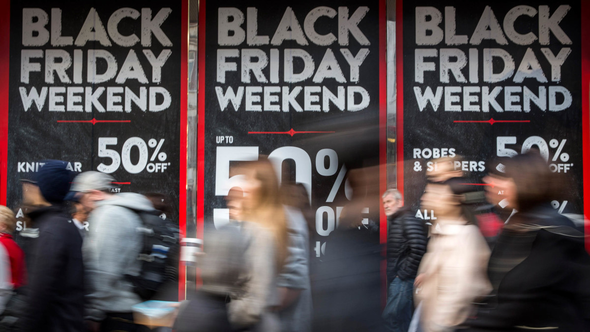 34ab8ad9297 What s the Real History of Black Friday  - HISTORY