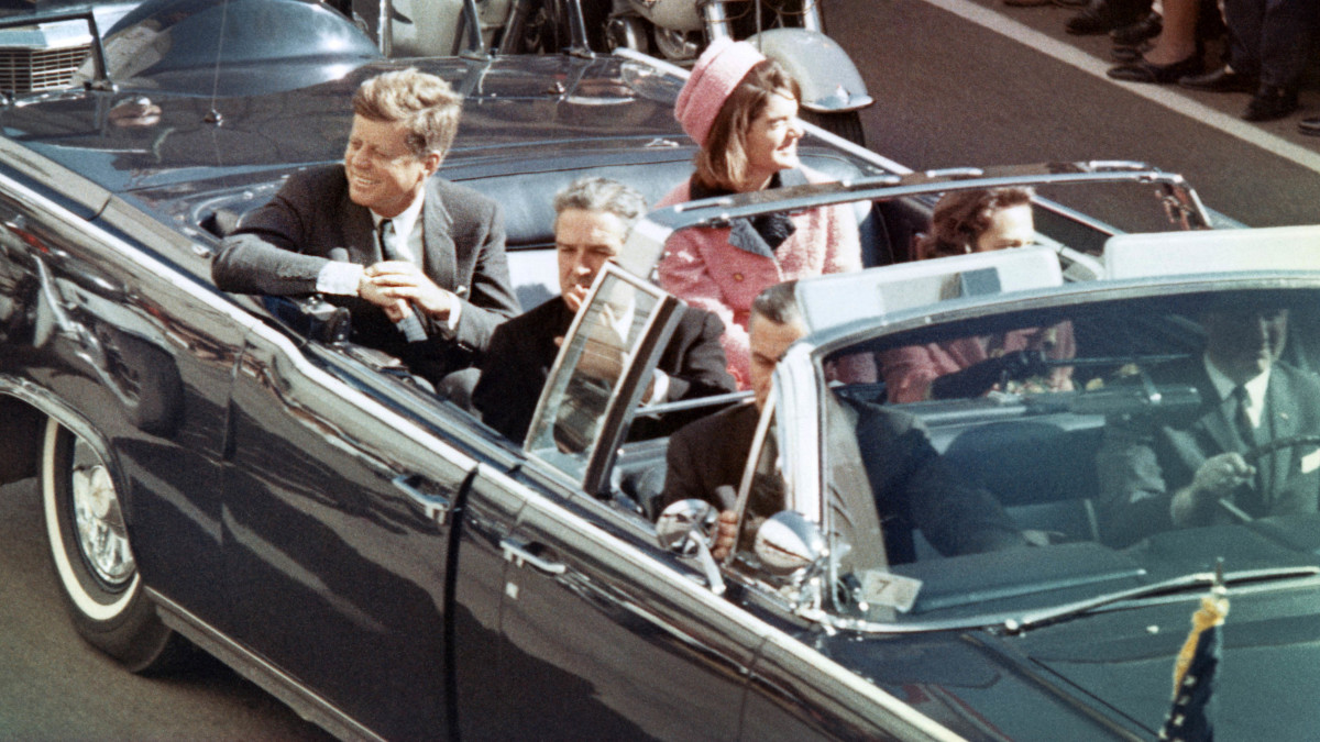 Assassination of John F. Kennedy - Facts, Investigation, Photos | HISTORY -  HISTORY