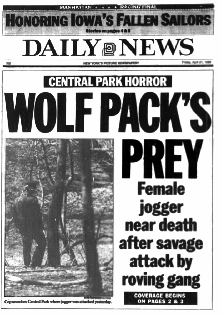 The Central Park 5