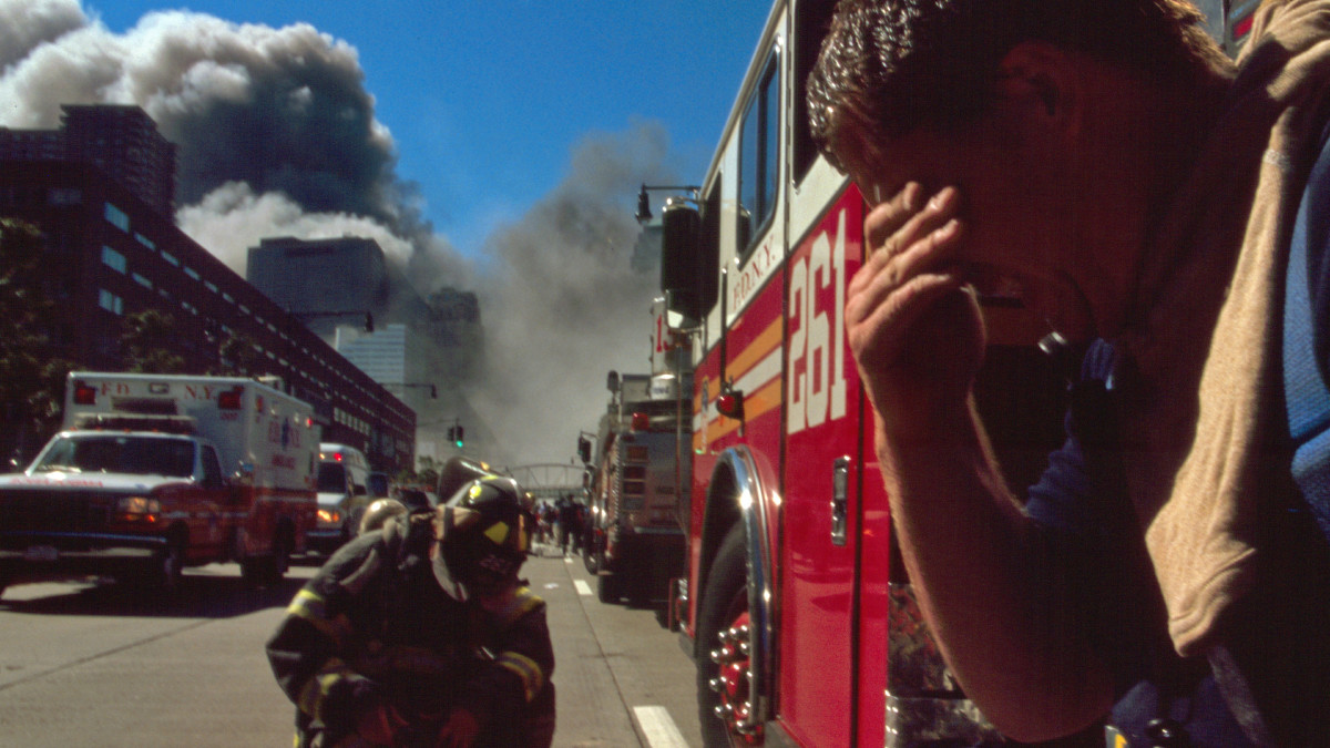 How 9/11 Became the Deadliest Day in History for U.S. Firefighters