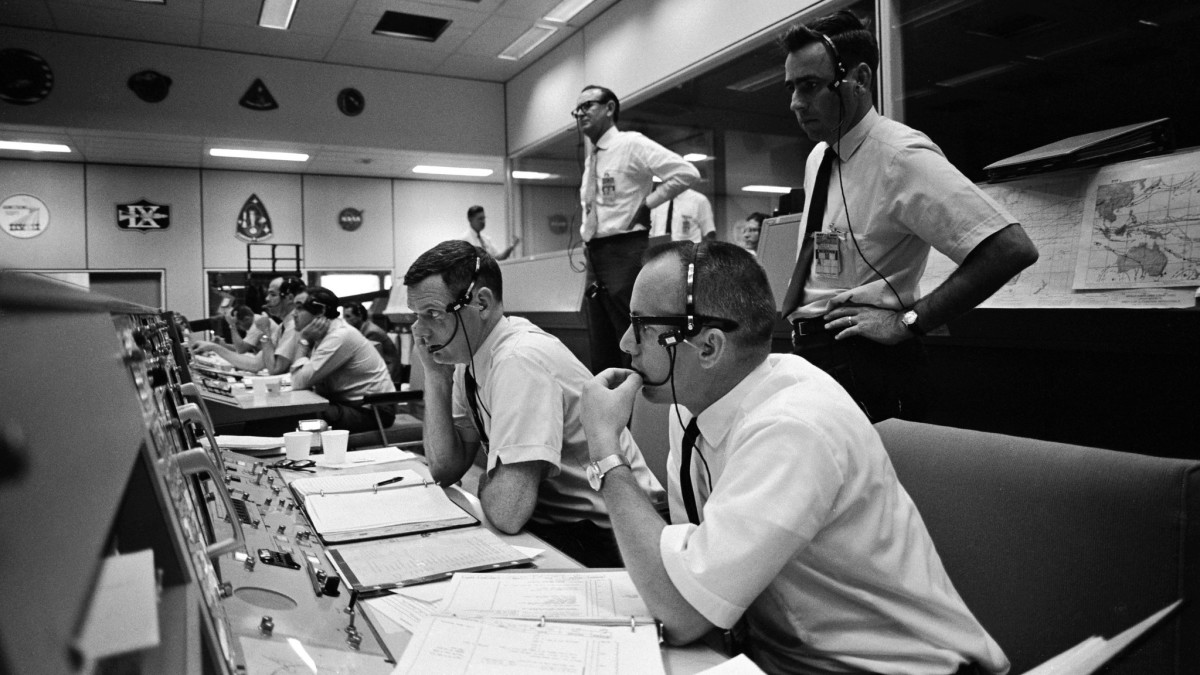When Apollo 10 Nearly Crashed Into the Moon