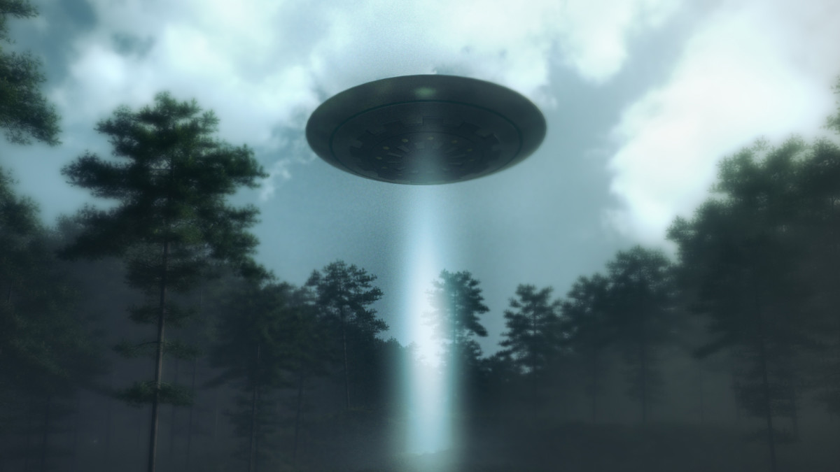 Are UFOs a Threat to National Security? This Ex-U.S. Official Thinks They Warrant Investigation