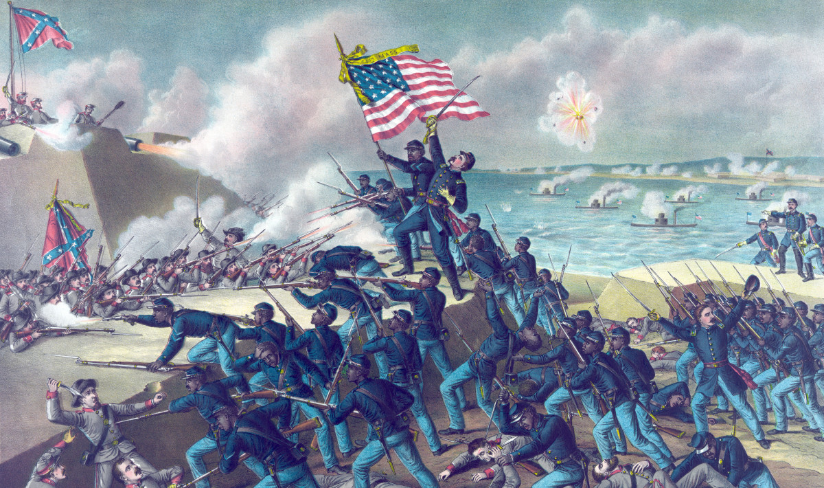 54th Massachusetts Infantry