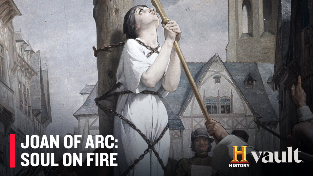 Joan of Arc: Soul on Fire