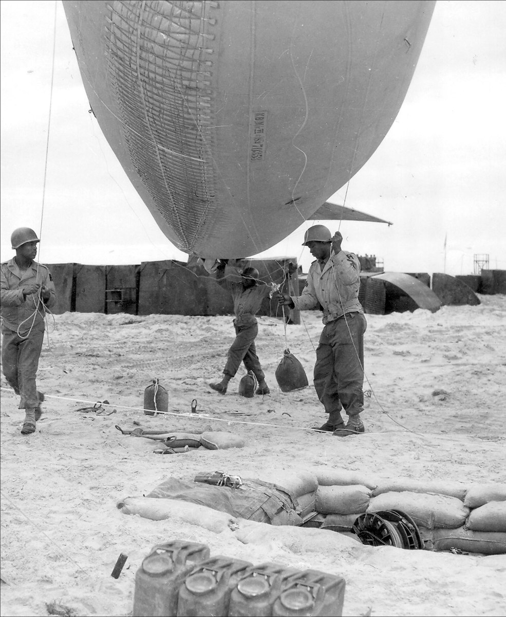 320th Barrage Balloon Battalion