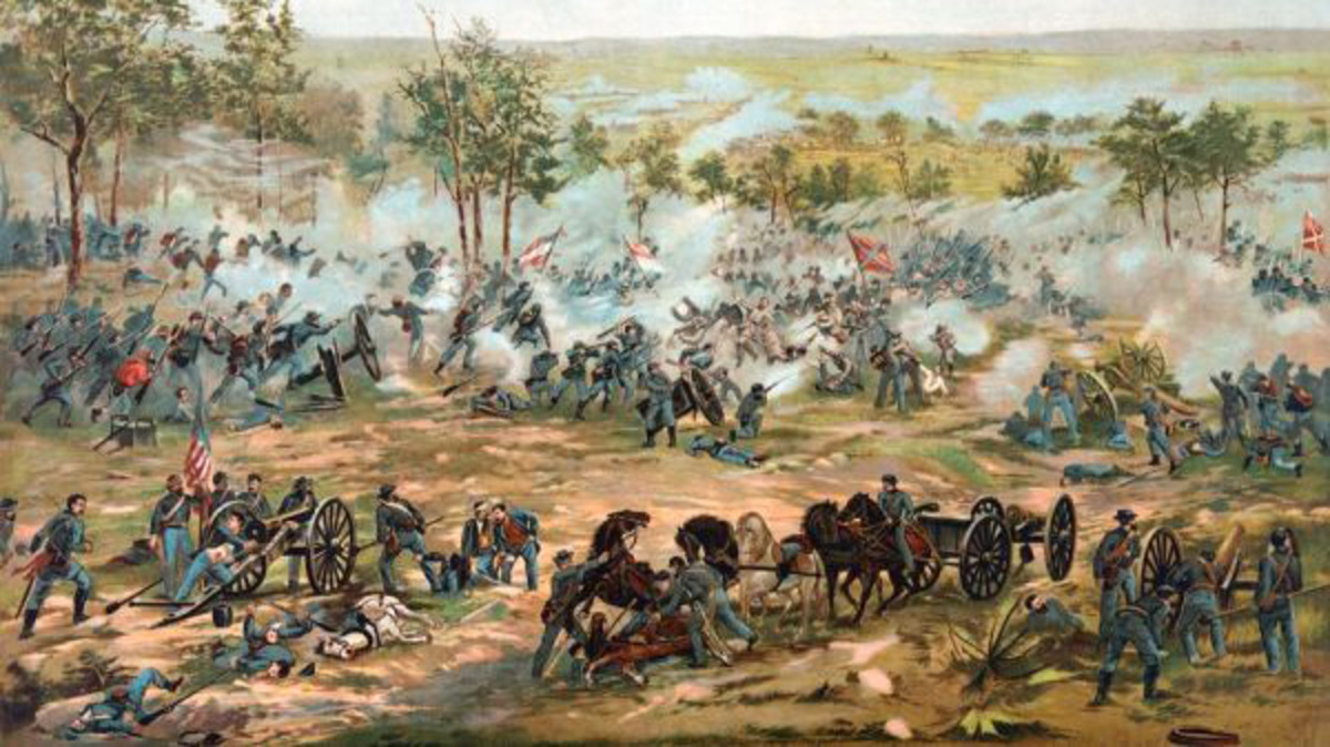 7 Facts About the Battle of Gettysburg - HISTORY