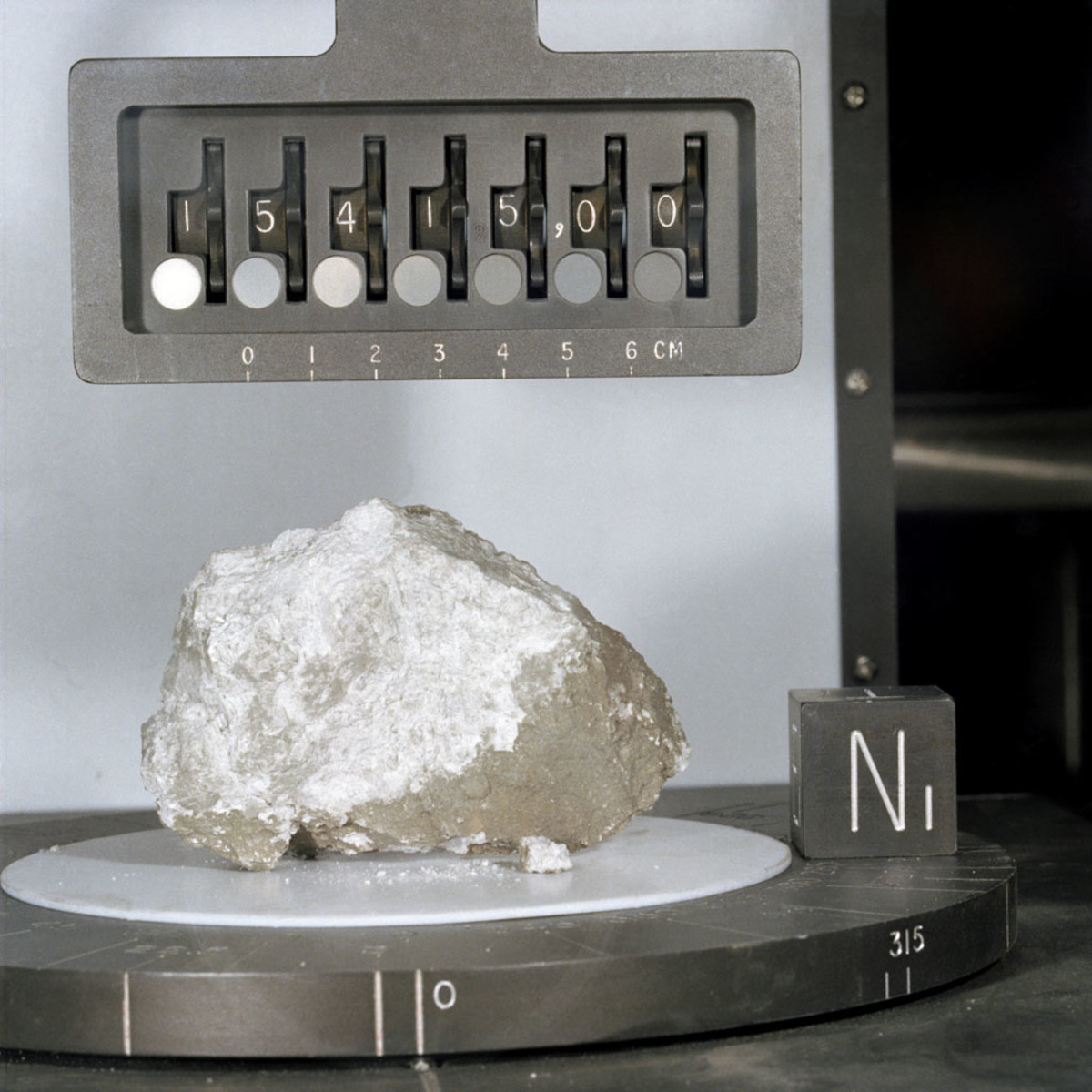 Apollo 15 Genesis Rock